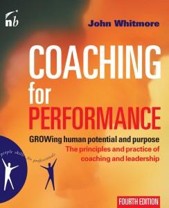 Coaching for Performance Book Sir John Whitmore